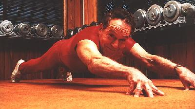 Jack LaLanne diet and fitness pioneer