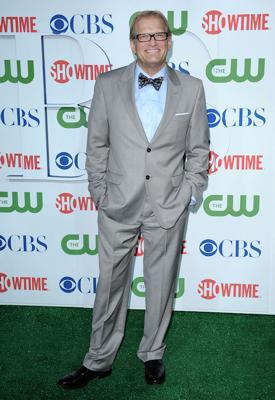 The new-look, thin Drew Carey