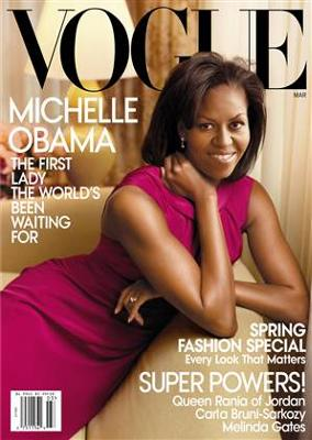Michelle Obama's Cleanse: The First Lady's Secret to Looking Magazine Cover Good