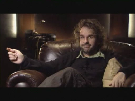The Peter Jackson weight loss is apparent in this picture. The Lord of the Rings movie maker attributes his 70lbs weightloss to a muesli and yoghurt diet