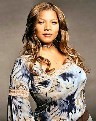 Queen Latifah - big and beautiful!