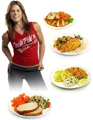 What would Jillian Michaels eat? Does your dinner plate look like one of these?