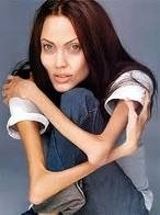 How vegan diet left  Angelina Jolie scary skinny