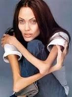 How vegan diet left  Angelina Jolie scary skinny