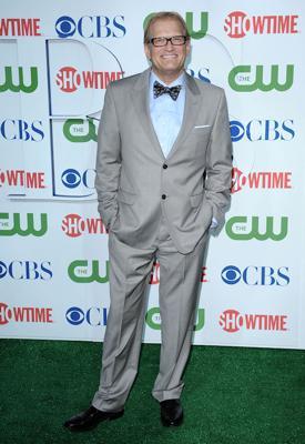 The new-look, thin Drew Carey