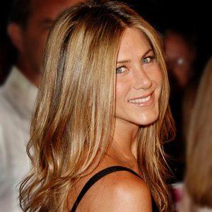 Jennifer Aniston's weight loss an inspiration.